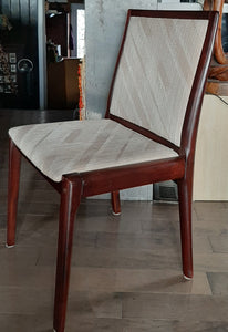 Set of 4 Danish MCM Rosewood Dining Chairs MINT