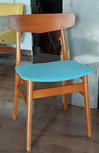 Load image into Gallery viewer, Single Danish MCM Teak Chair, Perfect