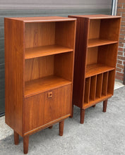 Load image into Gallery viewer, REFINISHED Danish MCM Bar Cabinet, compact