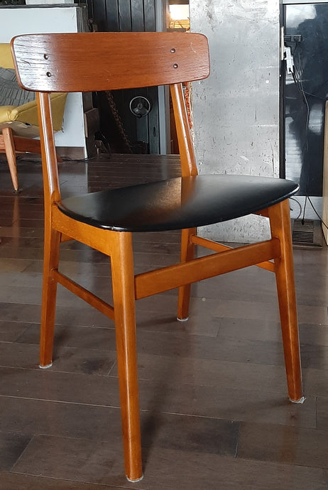 Coming soon****Single Danish MCM Teak Chair - Mid Century Modern Toronto