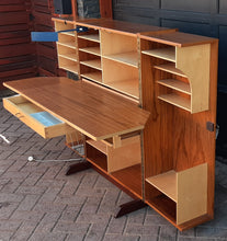 Load image into Gallery viewer, RESTORED MCM Swiss Magic Box Desk by Mummenthaler & Meier