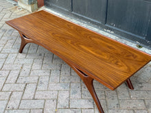 Load image into Gallery viewer, REFINISHED MCM Coffee Table in style of A.Pearsall and V.Kagan, PERFECT