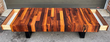 "Load image into Gallery viewer, REFINISHED MCM Rosewood Coffee Table 60"" low, PERFECT"