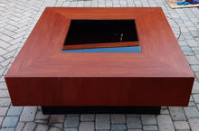 Load image into Gallery viewer, REFINISHED Giant MCM Teak Coffee Table, PERFECT
