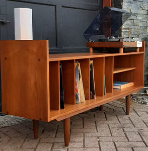 REFINISHED MCM Media Console, Perfect