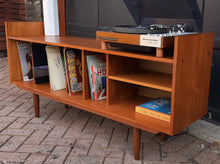 Load image into Gallery viewer, REFINISHED MCM Media Console, Perfect