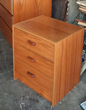 Load image into Gallery viewer, MCM Teak Cabinet Small or Nightstand
