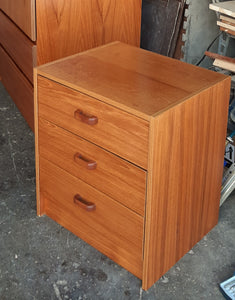 MCM Teak Cabinet Small or Nightstand