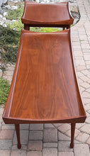 Load image into Gallery viewer, REFINISHED MCM Walnut Coffee Table by Deilcraft 5ft, PERFECT