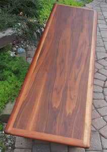 REFINISHED MCM Walnut Coffee Table by Lane, PERFECT