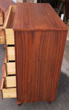 Load image into Gallery viewer, ON HOLD***REFINISHED MCM Walnut Bedroom Set of a Dresser 9 Drawers and a Tallboy, PERFECT - Mid Century Modern Toronto