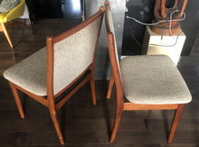 Load image into Gallery viewer, 6 Danish MCM Solid Rosewood Chairs RESTORED, like new, each $249 - Mid Century Modern Toronto