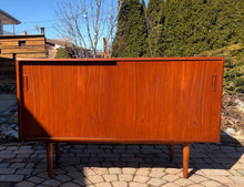 "Load image into Gallery viewer, REFINISHED MCM  Teak Buffet Sideboard 48"" - Mid Century Modern Toronto"