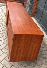 Load image into Gallery viewer, REFINISHED MCM Teak Sideboard, almost PERFECT, 6ft - Mid Century Modern Toronto
