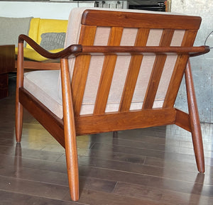 REFINISHED MCM Lounge Chair PERFECT