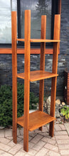 Load image into Gallery viewer, RESTORED MCM Teak Shelving Unit Versatile - Mid Century Modern Toronto