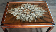 Load image into Gallery viewer, REFINISHED Danish MCM Rosewood nesting tables, set of 3, Perfect