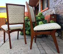 Load image into Gallery viewer, For only ONE family- Exceptional Kagan style Walnut MCM Dining Suite - Mid Century Modern Toronto