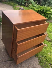 Load image into Gallery viewer, Sculptural MCM Set of 2 Solid Wood Dressers & Desk by Imperial - like new, for less than IKEA - Mid Century Modern Toronto