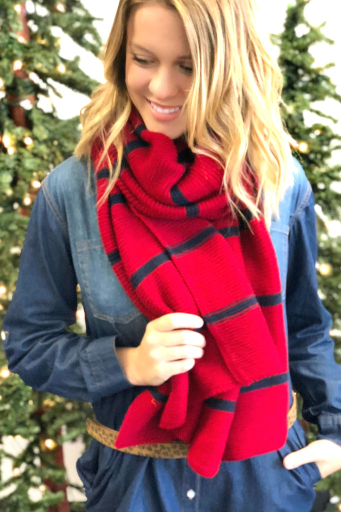 Winter Adventures Scarf