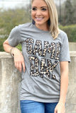 Game Day Tee - Leopard