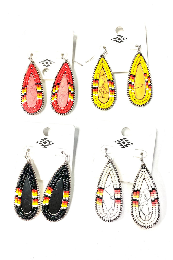 Gone West Earrings
