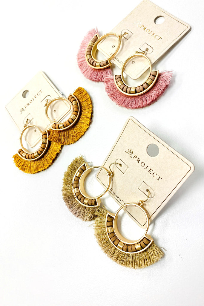 Details Matter Earrings