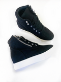 A Step Away Sneakers - Black