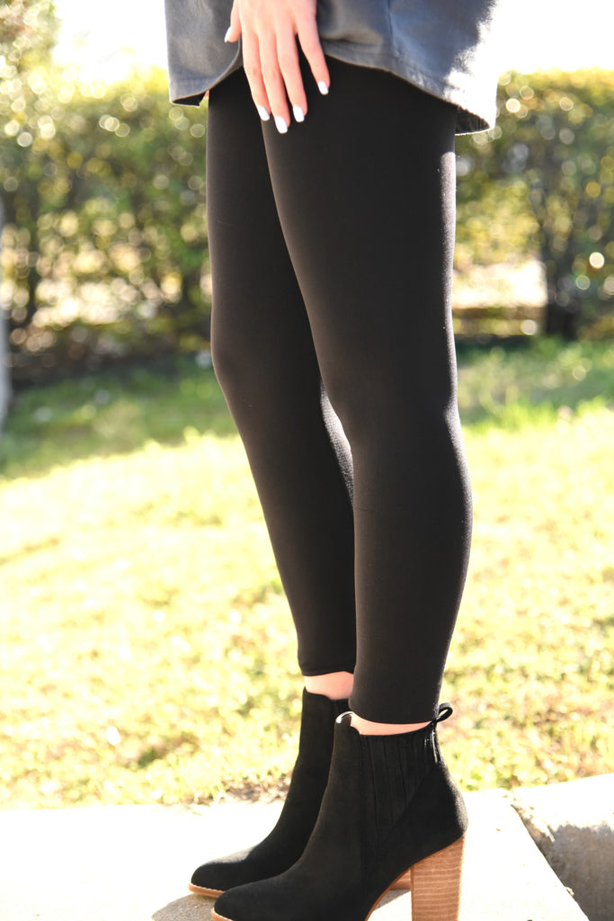Best Of Me Leggings - Black