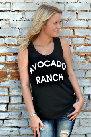 Avocado Ranch Tank Top