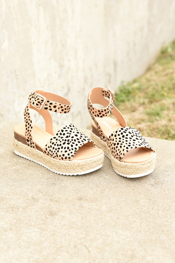 The Weekender Platforms - Cheetah