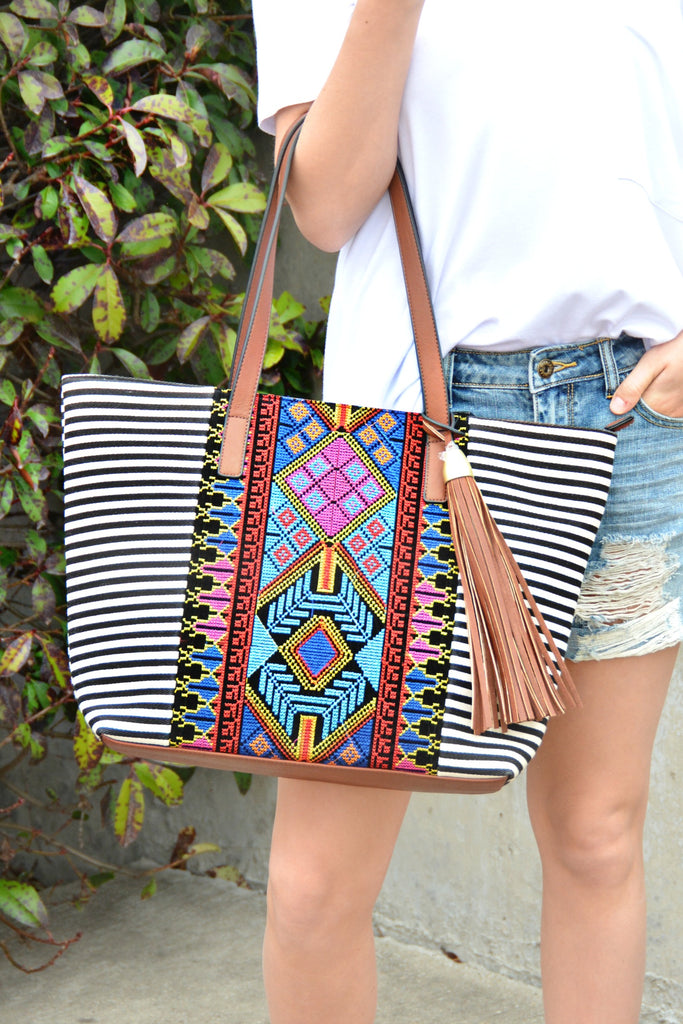 The Alexa Tote