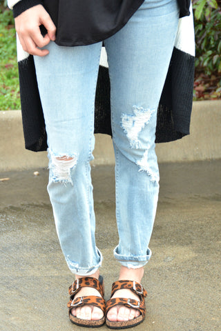 On The Edge Jeans