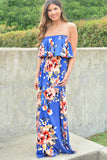 Simple Delight Maxi Dress