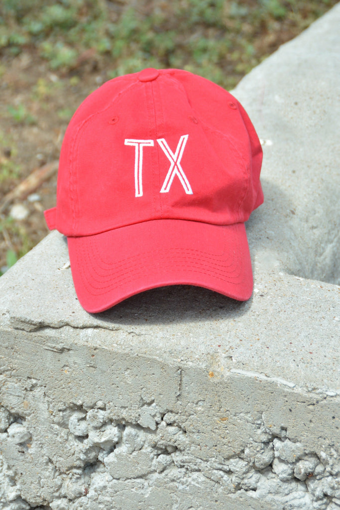 Charlie Southern State Hat - Red Texas