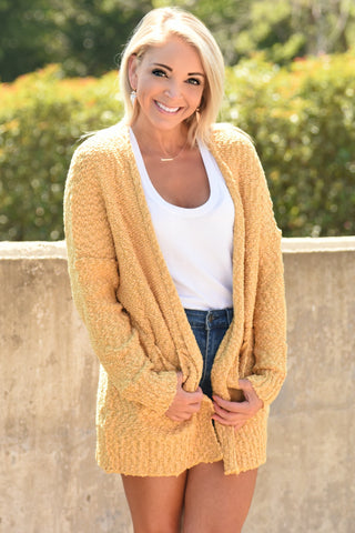 Faith As A Mustard Seed Cardigan