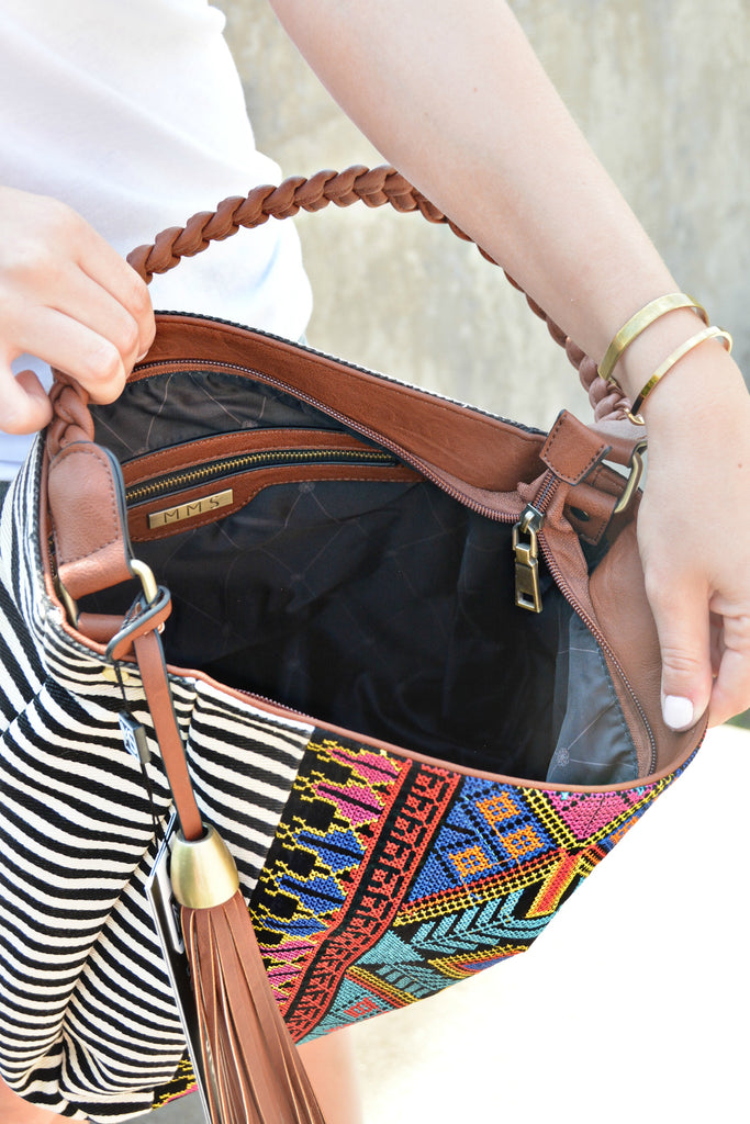 The Alexa Hobo Bag