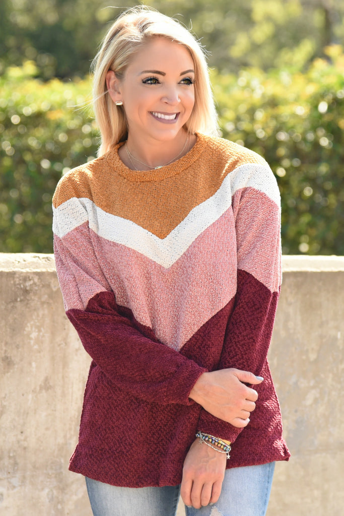 Heart To Heart Sweater