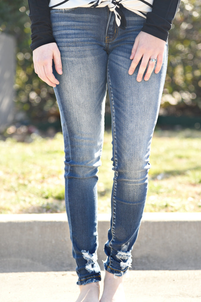 Perfect Fit Skinnies
