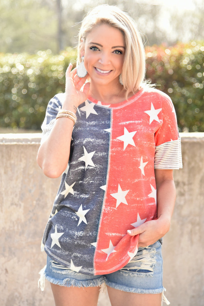 Patriotic Fun Top
