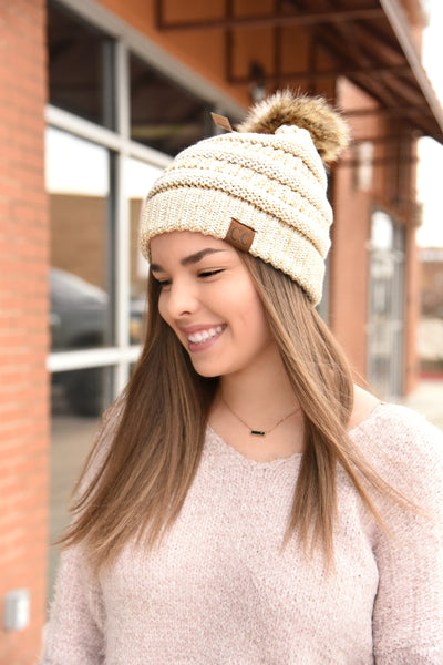 The LaRue Beanie - Metallic