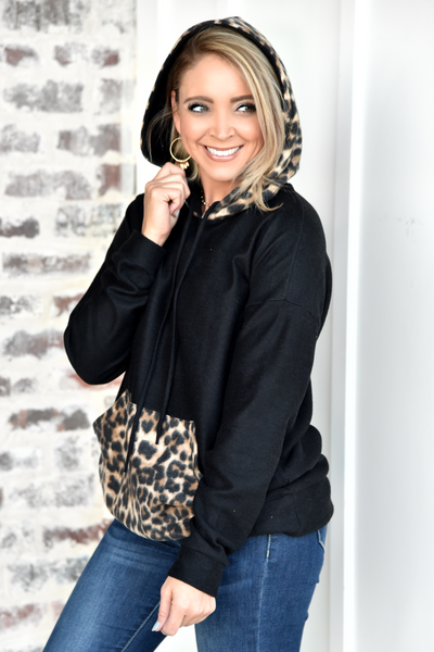 All About Fun Top - Leopard