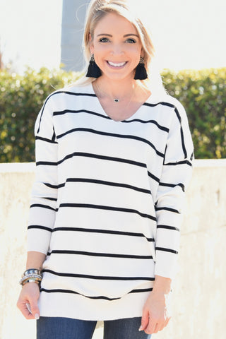 Afternoon Getaway Tunic - Ivory