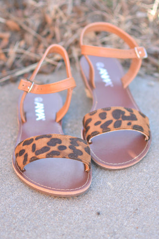 One Step Away Sandal