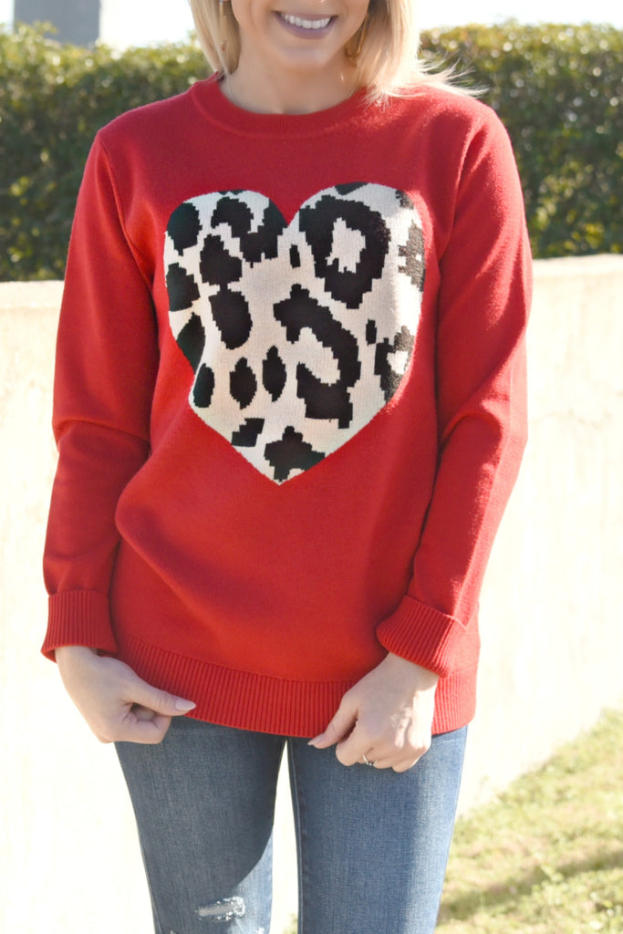 Instant Love Sweater