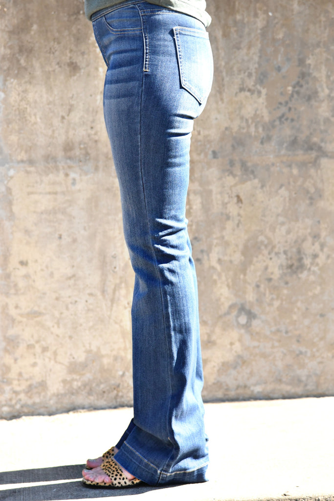 Always And Forever Flare Jeans