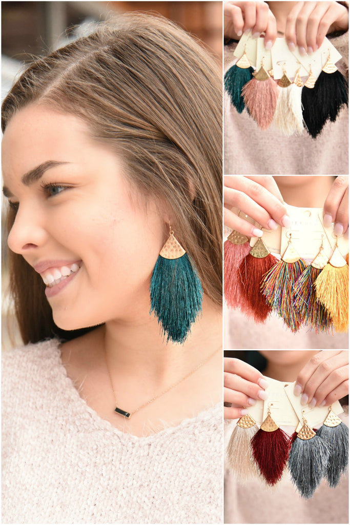 Venetian Getaway Earrings