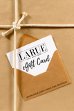 GIFT CARD - LaRue Chic Boutique