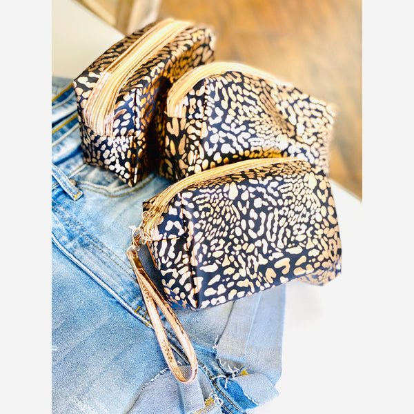 Leopard Flair Bag