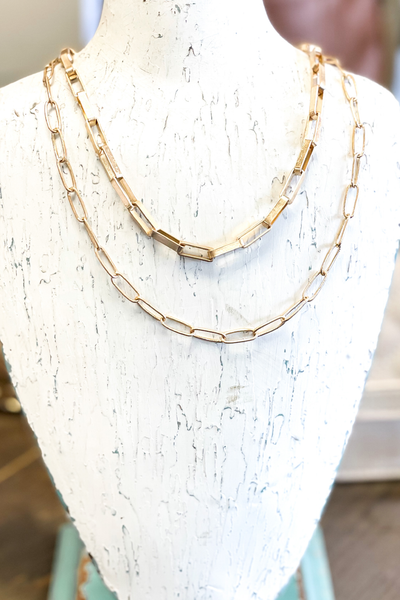 Linked To You Necklace